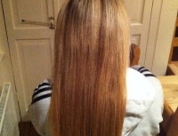 Colour match hair extensions
